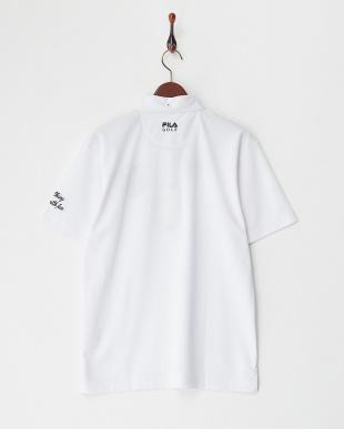 WT  メンズ 半袖ポロシャツ UVカット・吸汗速乾見る