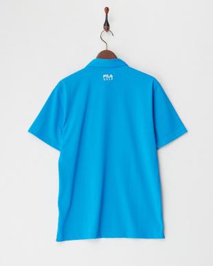 BL  メンズ フロントライン半袖ポロシャツ UVカット・吸汗速乾見る