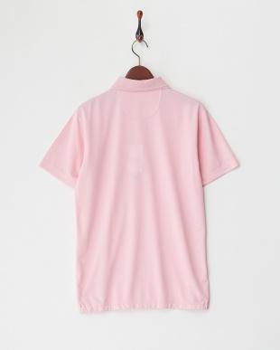 LPK  メンズ 胸ポケット半袖ポロシャツ UVカット・吸汗速乾見る