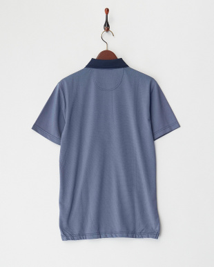 NV  メンズ 胸ポケット半袖ポロシャツ UVカット・吸汗速乾見る