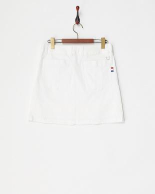 WT  レディス フラワーラバーptストレッチスカート UVカット見る