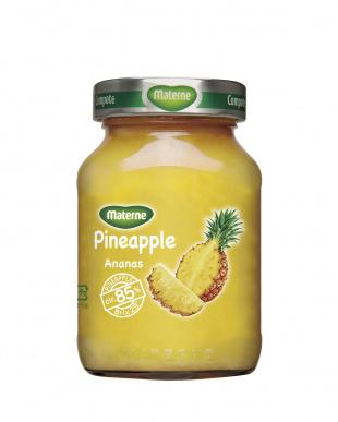 パイナップル/マンゴー/オレンジ コンポート3種セット見る