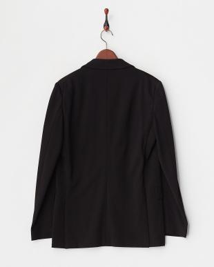 ブラック 40/-MVSポンチジャケット見る