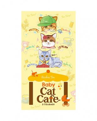 Baby Cat Cafe ベビーキャットカフェ(ルイボスティー)3個セット見る