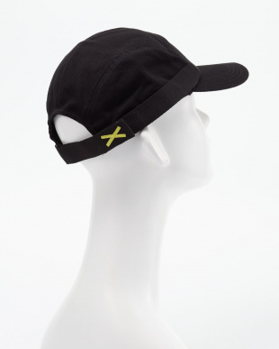 PUMA BLACK PUMA×XO CANVAS CAP見る
