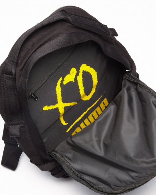 PUMA BLACK PUMA×XO BACKPACK見る