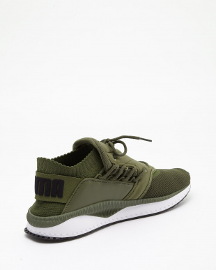 OLIVE NIGHT-PUMA WHITE TSUGI シンセイ見る