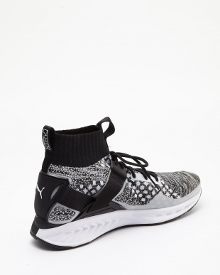 Puma Black-High Rise PUMA×STAPLE IGNITE EVO KNIT見る