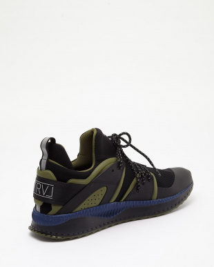PUMA BLACK-OLIVE NIGHT TSUGI BLAZE STAPLE見る