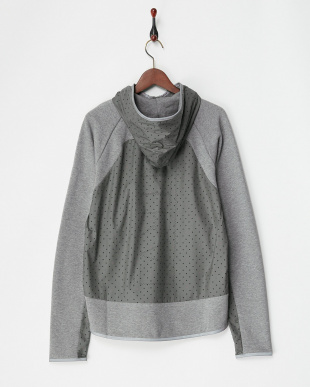 MEDIUM GRAY HEATHER PUMA×STAPLE HOODY|MEN見る