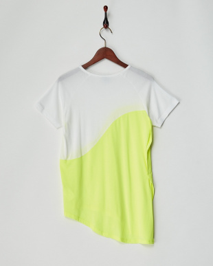 PUMA WHITE EVO サイドノット Tシャツ|WOMEN見る