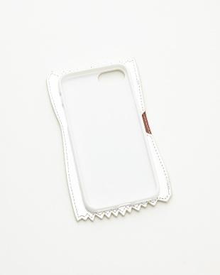 SILVER カード入り iPhone7ケース見る