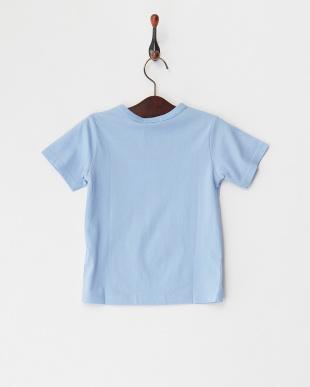 ブルー  BON CHIC BON GENRE プリントTシャツ見る
