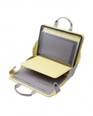 グレー  タブレット汎用バッグ 8.5~10.5インチ見る