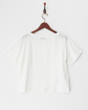 OPTIC WHITE SHIRT DISPARI見る