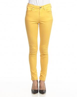 sunshine yellow Long pants DAFNE見る