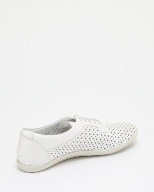 WHITE KAROLE PERF スニーカー|WOMEN見る