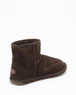 チョコレート Wallaby Mini ブーツ見る
