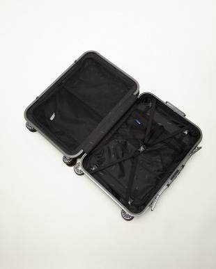 ブルーシルバー  ピエドラ Mサイズ 73L スーツケース見る