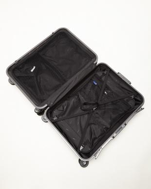 ホワイト  ピエドラ Lサイズ 100L スーツケース見る