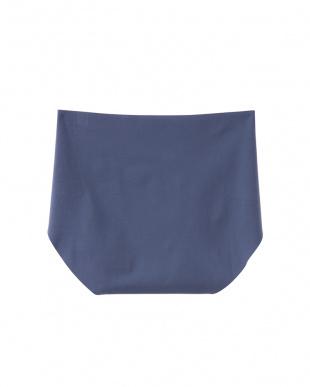 スモークブルー ハーフショーツ 縫い目ゼロショーツ Basic Type見る