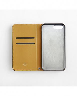 sky Linen Foliocase iPhone7 Plus用見る