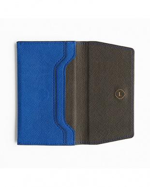 BLUE  STICKY CARD CASE 全機種対応見る