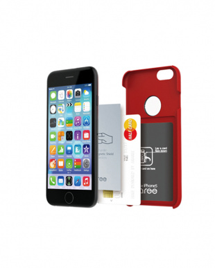 オレンジ  VIEWTY iPhone6 Plus用見る