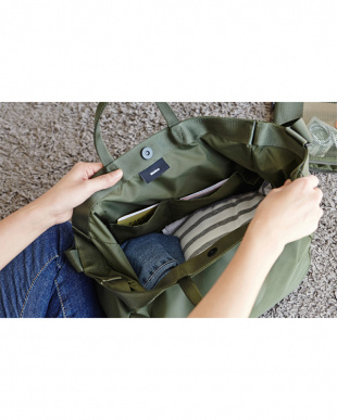 Khaki  WEEKENDER 2WAY PACK見る