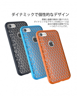 Navy Blue  SKEL iPhone7 専用見る