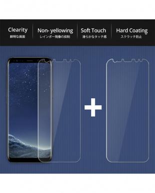 CAGO FLIM Galaxy S8 Plus見る