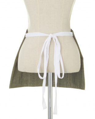 OLIVE APRON SHOULDERsp見る