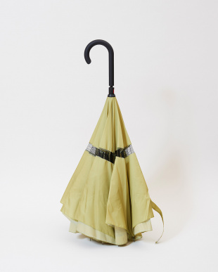 オリーブ  2重傘 circus(サーカス) 晴雨兼用見る