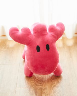 ピンク  ぬいぐるみ見る