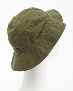olive  INFIELDER DESIGN 帽子見る
