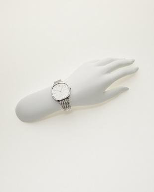 シルバー 腕時計 RUNGSTED|WOMEN見る