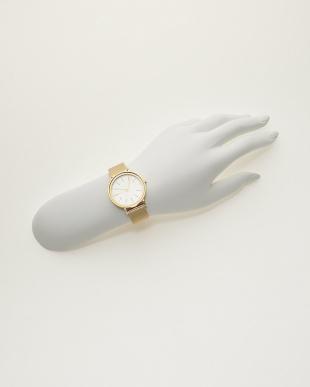 ゴールド 腕時計 HALD|WOMEN見る