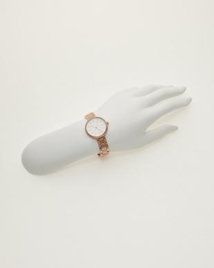 ローズゴールド 腕時計 SIGNATUR|WOMEN見る