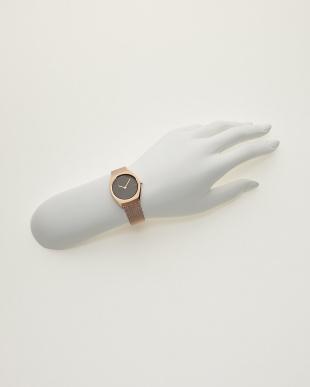 ローズゴールド 腕時計 ASTA |WOMEN見る