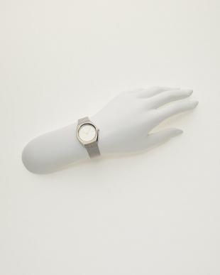 シルバー 腕時計 ASTA |WOMEN見る
