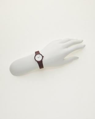 バーガンディ 腕時計 FREJA|WOMEN見る