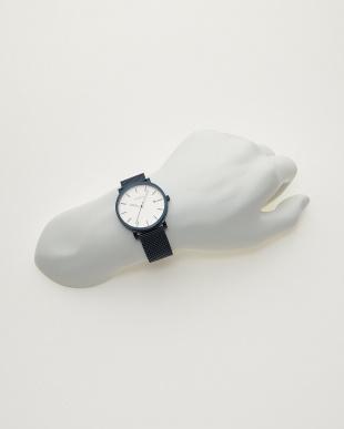 ネイビー 腕時計 HAGEN |MEN見る
