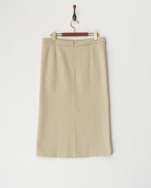 ベージュ  リバーラッセルスカート見る