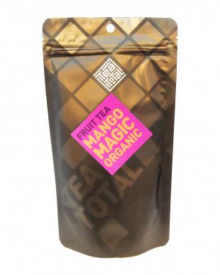 TEA TOTAL FRUIT TEA MANGO MAGIC ORGANIC(袋入り100g)見る