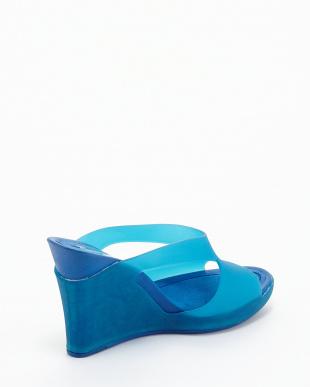 BLUE  WILMA/HARKER サンダル|WOMEN見る