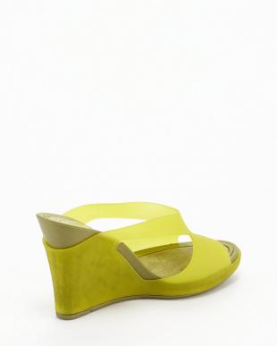 YELLOW GREEN  WILMA/HARKER サンダル|WOMEN見る