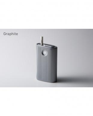 グラファイト  glo専用ケース Aluminum Case for glo見る