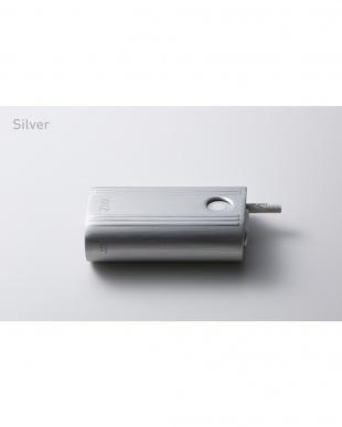 シルバー  glo専用ケース Aluminum Case for glo見る