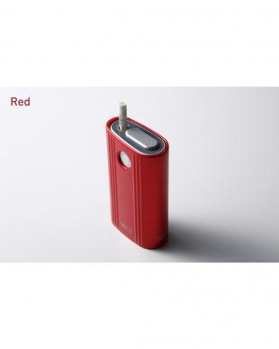 レッド  glo専用ケース Aluminum Case for glo見る