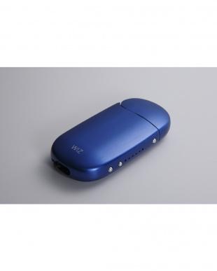ブルー iQOS専用 IQOS Aluminum Case for 2.4/2.4 Plus見る